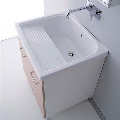 30 Elegante Lavatoio Ceramica Con Mobile Immagini   Idee di interior ...