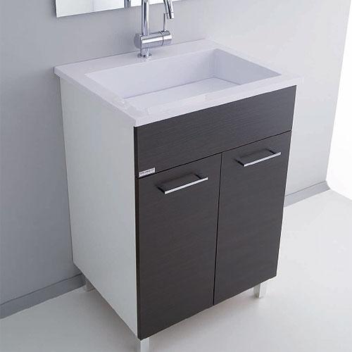 Lavatoio e mobile 60x50 zeus arredo lavanderia jo - Due emme mobili ...