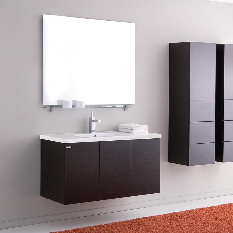 Arredo e mobili bagno moderni on line jo - Mobile bagno moderno sospeso ...
